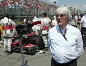 Екълстоун: Гумите във Формула 1 трябва да се износват по-бързо