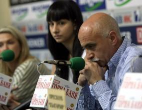 България загуби първия приятелски мач с Литва