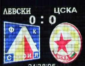Вижте съперниците на Левски и ЦСКА за третия кръг на ЛЕ