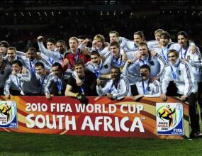 Германия се добра до третото място след голово шоу срещу Уругвай (видео)