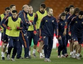 Бекъм прогнозира победа за Испания във финала