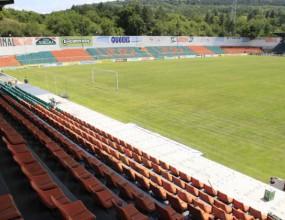 УЕФА ахна от стадиона на Литекс