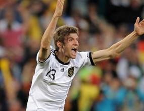 Мюлер стана и най-добър млад играч на световното