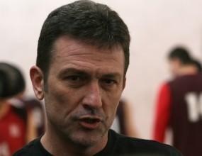Георги Младенов: Моята амбиция е да станем шампиони