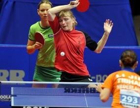 Рута Паскаускиене и Оксана Фадеева спечелиха титлата на двойки