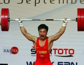 Азиатска доминация на световното по вдигане на тежести