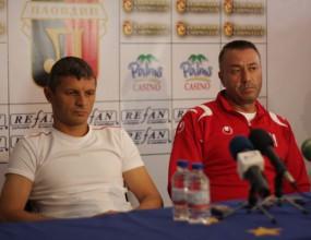 Матушев: Слаб мач за нашия отбор