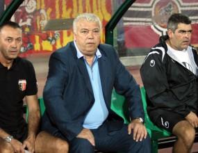 Бонев: Ще помоля БФС да играем всички мачове в Пловдив