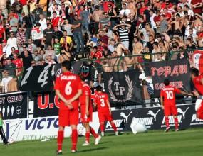 Какво провокира феновете на ЦСКА да натрошат стадиона на Славия?
