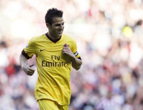 Фабрегас се надява да се завърне в игра до две седмици