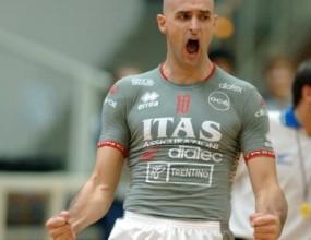 Калиакра взе шампион на Италия с БГ Тренто