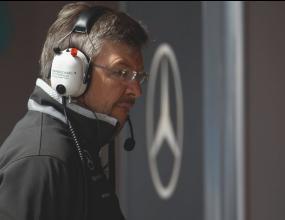 Мерцедес доволни от развитието на колата за сезон 2011