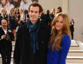 Анди Мъри, Серина Уилямс и куп звезди се събраха на модно шоу в Лондон