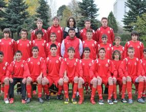 Юношите на ЦСКА записаха срамна страница в своята история