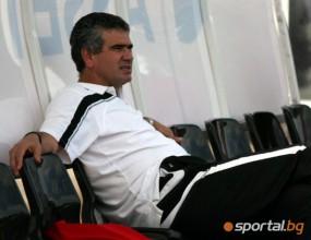 Гьоре: Някои от титулярите не могат да изкарат 90 минути - скоро ЦСКА ще е много силен