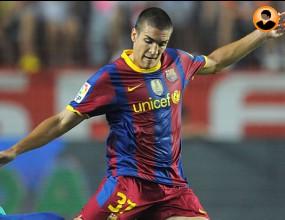 Талант на Барселона удължи договора си до 2012