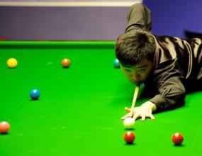 Безмилостният Дзюнхуей е първият 1/4-финалист на World Open