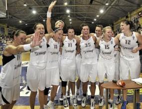 Теглят жребия за Евробаскет 2011 при жените през декември
