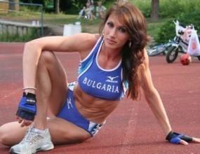 Бременна Кирилова седма на европейско