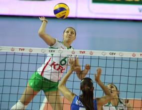 Волейболните националки Гергана Маринова и Цветелина Заркова подписаха в Русия