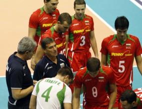 България с по една тренировка до мача с Китай