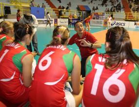 Волейболистките изпратиха Драган Нешич със сълзи на очи