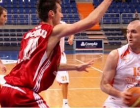Хемофарм си осигури участие във втория квалификационен кръг на Евролигата