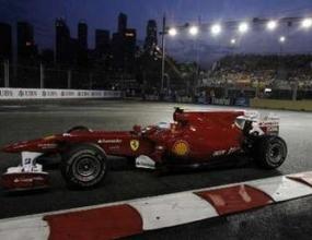 Алонсо сигурен в скоростта на Ферари