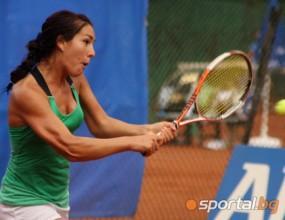 Елица Костова стигна 1/2-финал в Букурещ