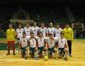 Националите по футзал в група с Франция, Литва и Малта в квалификациите за европейското