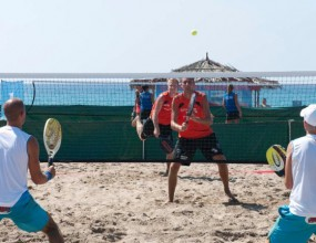 "Таня Германлиева се включи в турнира по плажен тенис ""Банкя Къп 2"""