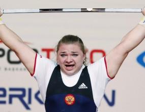 Русия с две титли на световното по вдигане на тежести