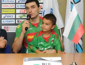 Владо Николов: Не беше лесно, защото напрежението бе голямо