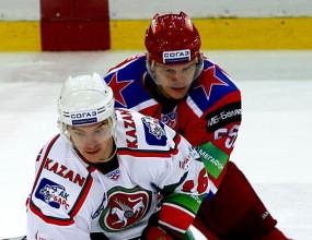 Сибир изненада Металург (Мг), Ак Барс надигра ЦСКА в Москва