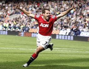 Майкъл Оуен с гол номер 200 в английския футбол