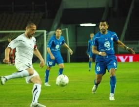 Черноморец на три точки от върха след победа над Славия (видео)