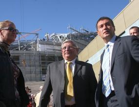 Нейков: Изграждаме уникално съоражение