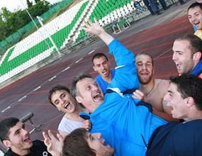 Спортният директор на Академик изгоря за четири мача