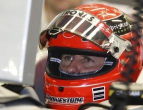 Браун: Талантът на Шумахер не е изчезнал