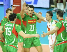 Волейболна България остана №7 в световната ранглиста