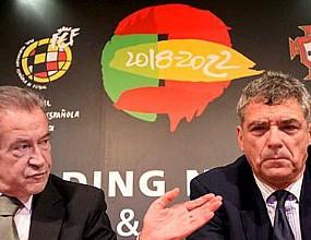 Кандидатурата на Испания и Португалия за СП2018 застрашена
