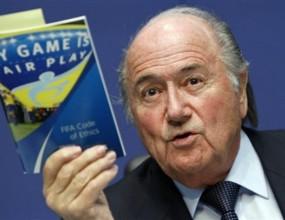 Блатер свиква извънредна среща на ФИФА