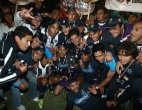 Монтерей шампион на Мексико