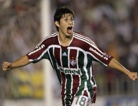 Най-добрият играч в бразилското първенство преподписа с Флуминенсе за още 5 години