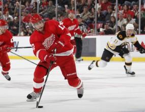 Детройт обърна Бостън в НХЛ