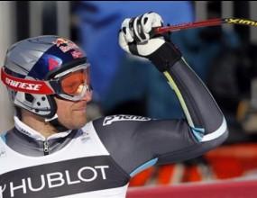 Аксел Лунд Свиндал поведе след спускането, добро представяне за българите