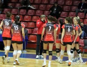 Глобиха женския волейболен Локомотив (СФ)
