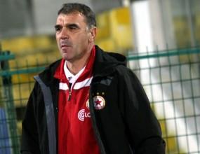 Треньорски рокади в ЦСКА