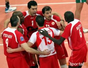 Приказката на волейболния ЦСКА чака щастливия си край