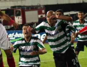 Ратников с два гола за победа на Черно море